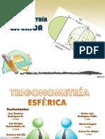 Trigonometria Esferica