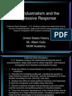 TCI Industrialism&the Progressi