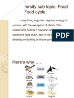Bio-Diversity Sub Topic