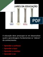 OS 4 PILARES DA EDUCAÇÃO - PPT