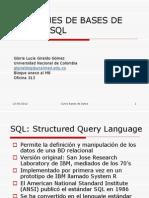 SQL Intro+Dml