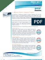 Precast Wonderware SI Program Guide_rev2