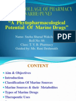 Marine Drugs