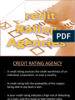 What is Credit Rating Agency  - CRISIL