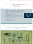 Instrumentar Medical - Prezentare Powerpoint