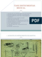 Instrumentar Medical - Prezentare Powerpoint