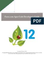 Salesforce Apex Language Reference v24