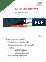 2012_05_IfM - Institut für Management GmbH gesamt [Kompatibilitätsmodus]