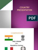 Country Presentation Gaurav