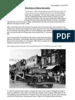 Brief History of Marlow Sea Cadets
