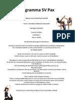 Programma Sv Pax 21042012