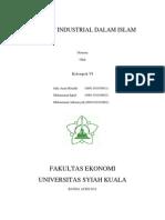 Hakikat Industrial Dalam Islam