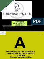 Fontanería 6h GMM logo GTN