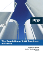 The Regulation of LNG Terminals in France