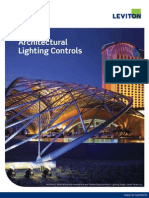 Product Brochure Commercial Architectural Lighting Controls Catalog