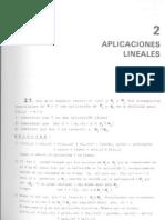 451 Ejercicios Resueltos de Algebra - Cap. Aplicaciones Lineales
