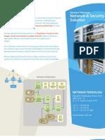 Brochure Network Solution