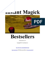 Instant Magick Bestsellers