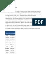 Inconel 625 Data Sheet