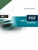 Ansys Hpc Brochure