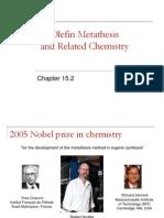 Class12 Olefin Metathesis
