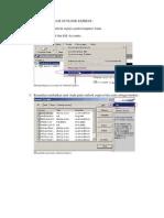 Konfigurasi Mail Outlook ExPress