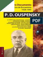 Ouspensky, Un Nuevo Documento