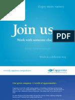 Capgemini 2011 12 Graduate Brochure Web