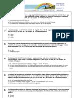 Test Profesor de autoescuela - Segunda evaluación
