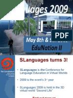 SLanguages 2009 Conference (Eng)