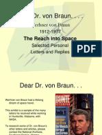 Von Braun Letters