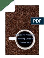 Morning Coffee RFP