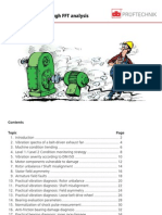 Machine Diagnosis--Quick and Easy Through FFT Analysis