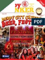 Derby Drinker - JUN/JUL 2012