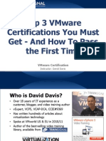 Vm Ware Certification Web in Ar