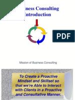 Consulting Skills