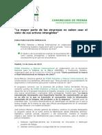 NP PONS Patentes y Marcas Internacional 20120613- Posicionamiento de Marcas en Tiempos de Crisis
