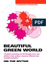 Beautiful green world? On the myth of the green capitalist economy