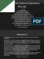 Mac Sistema Exposicion