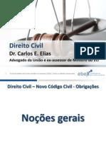 Direito Civil Prof Carlos Elias Dir Das Obrigaes Parte 01pdf[1]