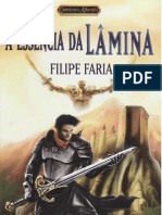 91638026 Filipe Faria Cronicas de Allaryia Vol IV a Essencia Da Lamina