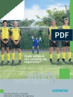 Catálogo Safety Integrated