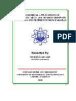 Potwar Chemistry