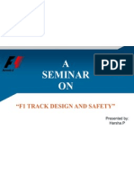 f1 Track Design and Safety