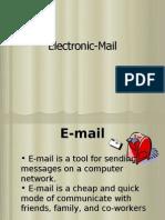 e.mail Writing