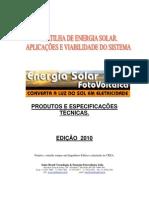 Cartilha Solar 2010
