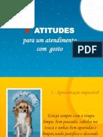 7 Atitudes Para Um Atendimento Com Gosto