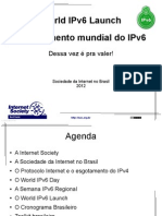 World Ipv6 Launch Isoc Brasil
