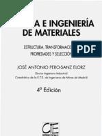 Materiales- Pero Sanz Elorz- Ciencia e Ingenieria de Materiales