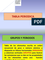 Clase 2 Propiedades y Tabla Periodicas